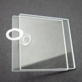 metallurgy insulated SiO2 silex glass ceramic transparent