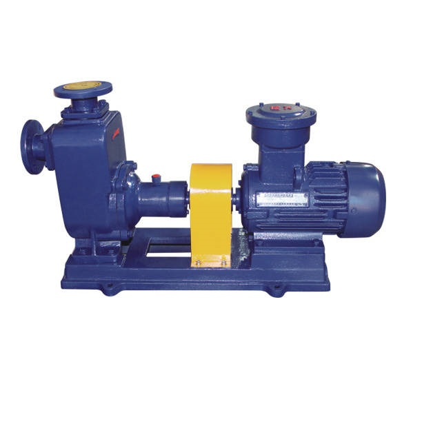 CYZ-A type explosion-proof self-priming centrifugal oil pump
