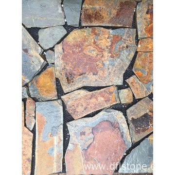 Natural Rusty Slate Paving Stone for Floor