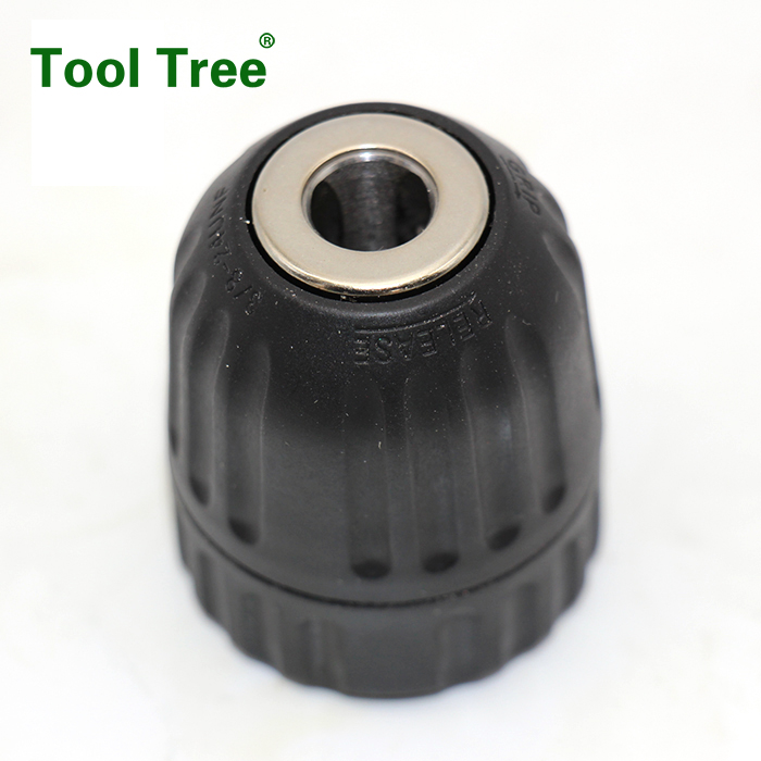 0.8-10mm keyless drill chuck