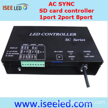 LED Standalone Controller Mixer with Free Software