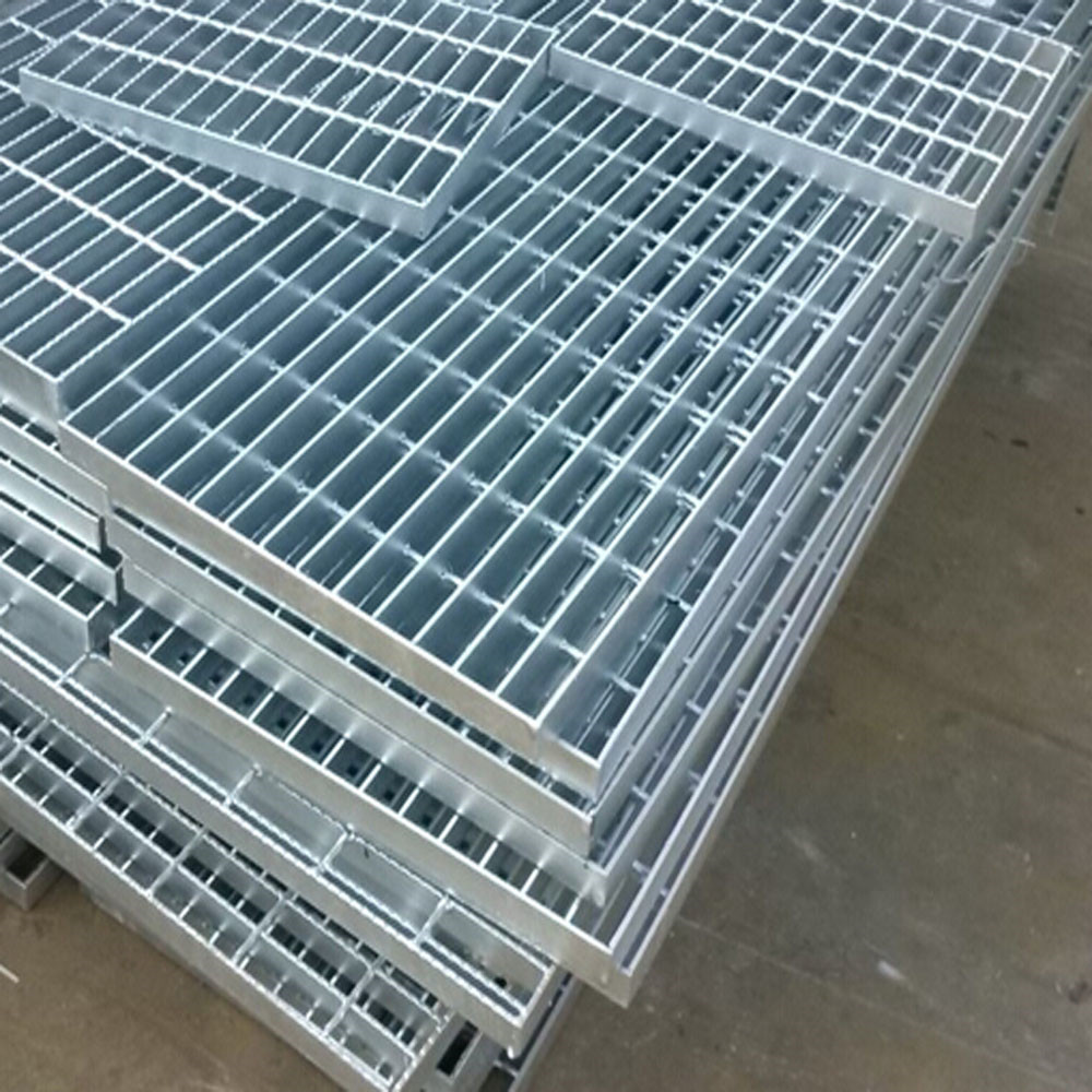 Hot Dipped Galvanized Steel Stair Treads China Manufacturer