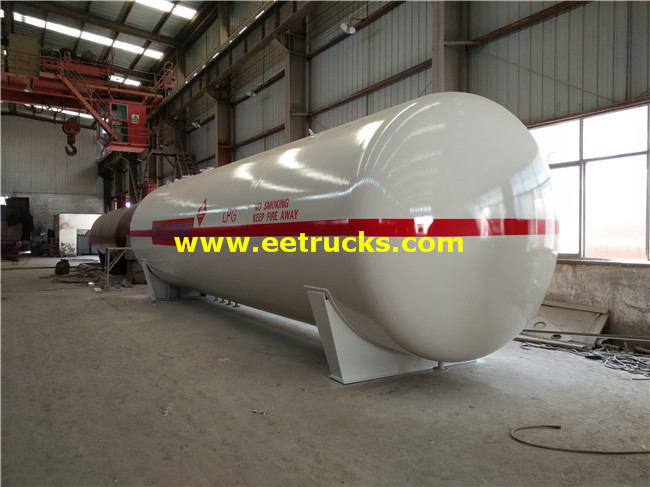 25MT LPG Gas Storage Vessels