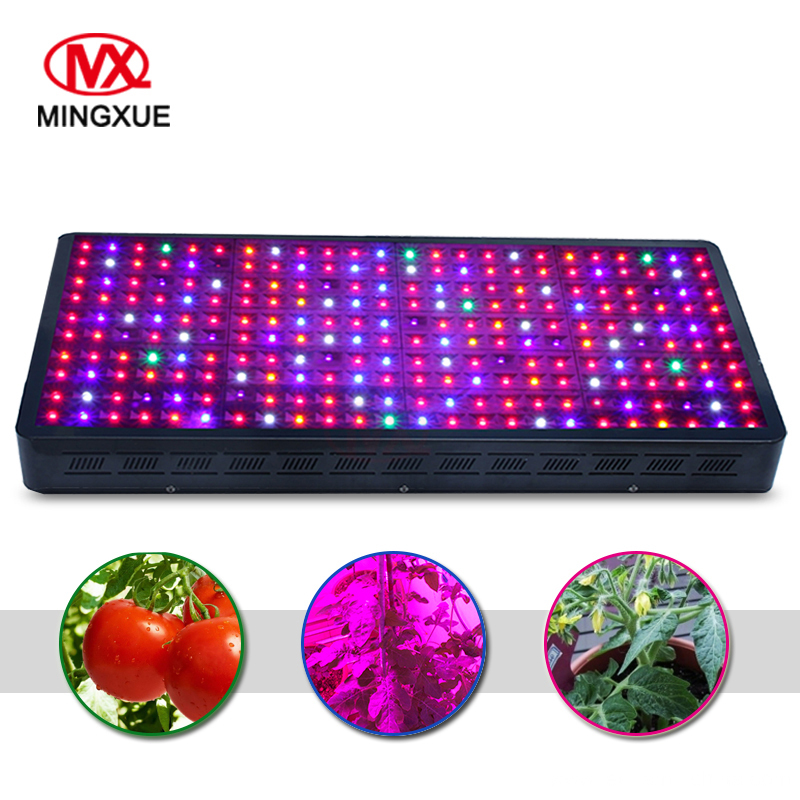 Hydroponics grow lighting kit with Veg&bloom switches