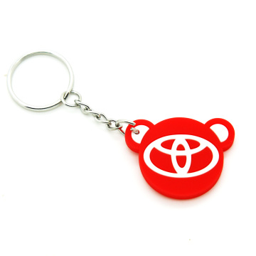 2018 new technology design oem keychain
