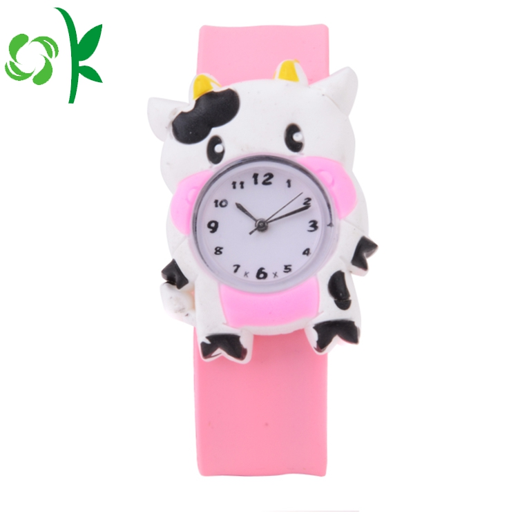 Animal Shape Silicone Watch Bands