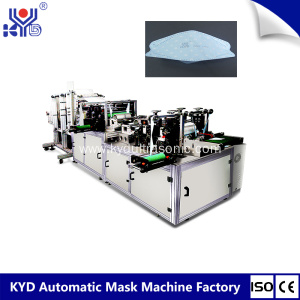 Fish Type Face Mask Blank Making Machine
