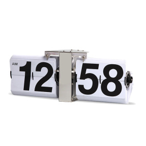 Wall Flip Clock for Wall Decor