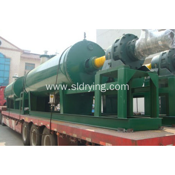 Mineral pigment Vacuum Harrow Dryer