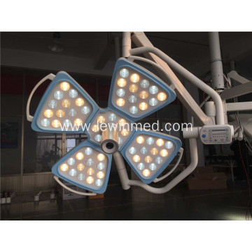 Led operating lamps with Ondal spring arm