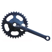 Aluminium Alloy Crank Alloy Chainwheel And Crank