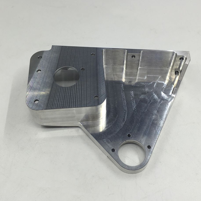 Precision Milling Machining Aluminum Products