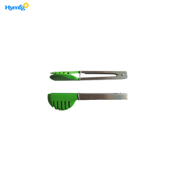 With nylon Tips Mini food Tongs