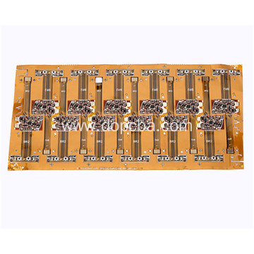Flexible pcb for smd led circuit board