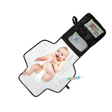 OEM manufacturer custom for China Diaper Changing Pads,Travel Diaper Changing,Baby Diaper Changing Mat Manufacturer and Supplier Travel  Baby Diaper Change Mat with Built supply to Nigeria Factory