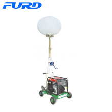 1000W*2 Telescopic Portable Mobile Balloon Light Tower