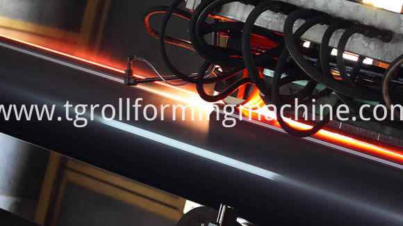 Welding Tube Machine