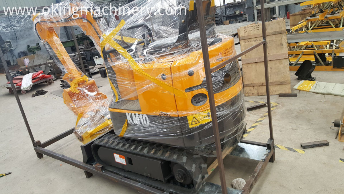 0.8 Ton Hydraulic Mini Digger Excavator Machines