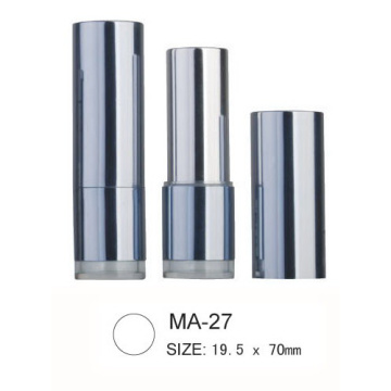 Cosmetic Round Aluminium Lipstick Packaging