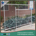 temporary fence mobile fence crowd control barrier
