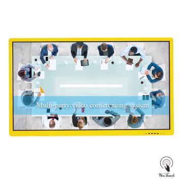55 Inches Interactive Multi-touch Panel