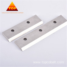 Customized Cobalt Chrome Alloy 6K fiberglass cutting blade