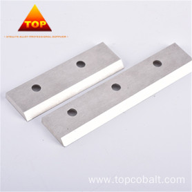 Customized Cobalt Chrome Alloy 6 fiberglass cutting blade