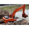 25Ton Medium Excavator Amphibious Excavator For Sale