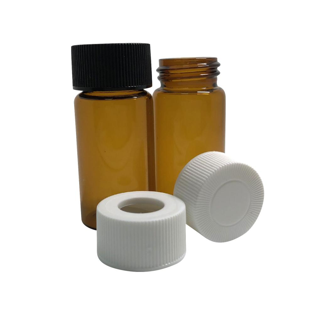 40Ml Glass Vials with Screw Cap in Lab