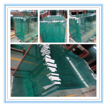 High Impulsion Strength Building Tempered Glass