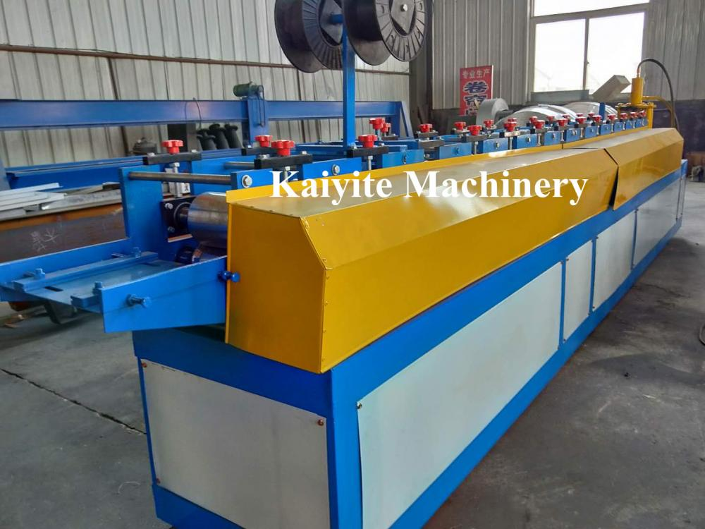 Guide Channel Roll Forming Machine