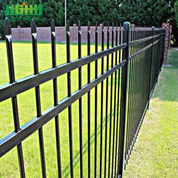 Wholesale modern galvanized steel grills fence design