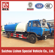 190HP Dongfeng Diesel Truck 12000L Water Sprinkler Vehicle