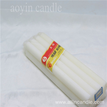 30g white candle wax candle to Bissau