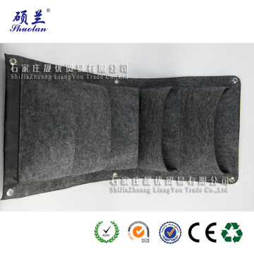 Wholesale customized design felt wall organizer