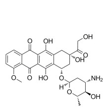 Anti-Cancer High Quality Epirubicin Hcl  CAS 56420-45-2