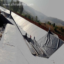Wastewater Containment HDPE geomembrane liners