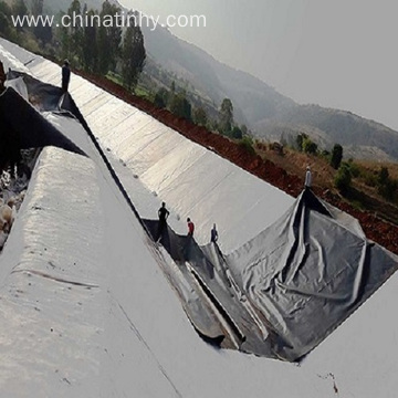 Waterproofing Landfill Pond Liner HDPE Geomembrane