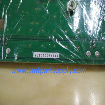 China for Other Panasonic Smt Machine Spare Parts PANASONIC  LED BOARD KXFE000SA00,N610017723AA,N610084745AA export to Germany Manufacturers