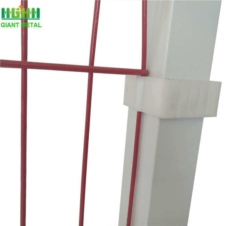 Cheap PVC Coated Decofor Panel Fence