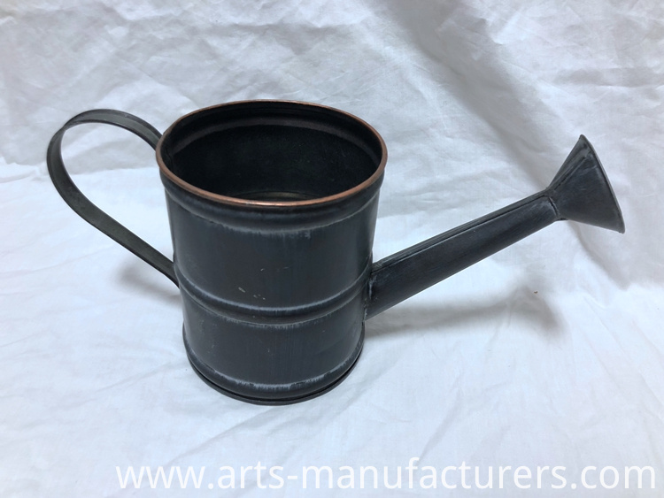 metal iron pot