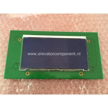 LCD HPI PCB FDA23600V1 for OTIS 2000 Elevators