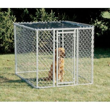 House Shape Dog Cages