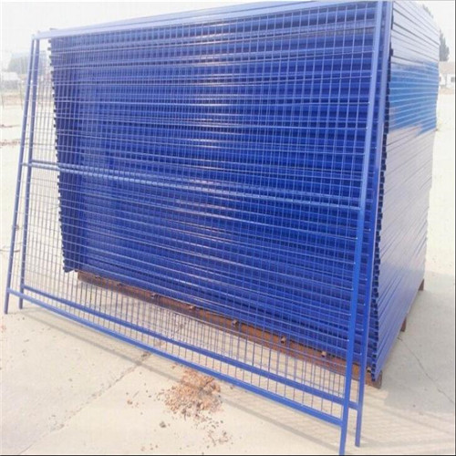 Canada Wire Mesh Construction Temporary Fencing