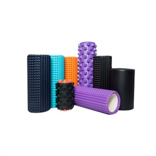 Free sample for China Yoga Foam Roller, Foam Roller Decathlon, Foam Roller Neck, Yoga Roller EVA Roller Manufacturer yoga exercise eco body EVA foam roller massage export to United States Manufacturer