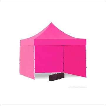 Leisure time pagoda-style folding portable top roof tent