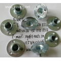 Zinc Plated 3 holes Steel Weld Nuts