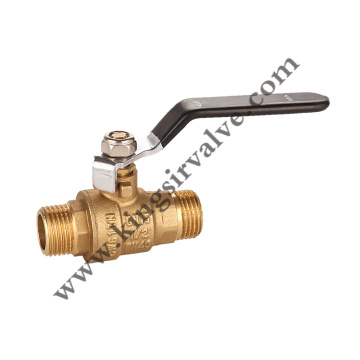 External screw Ball valve
