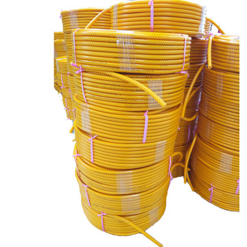 Yellow high pressure spray hose for sale
