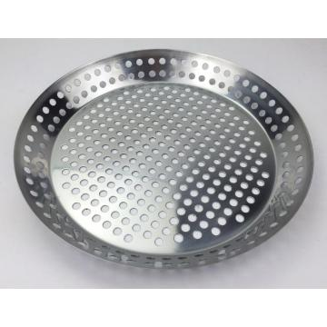 stainless steel Grill skillet